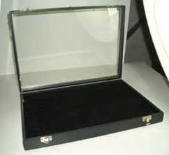 DISPLAY CASE FOR RINGS 36 x 25.7 x 5cm